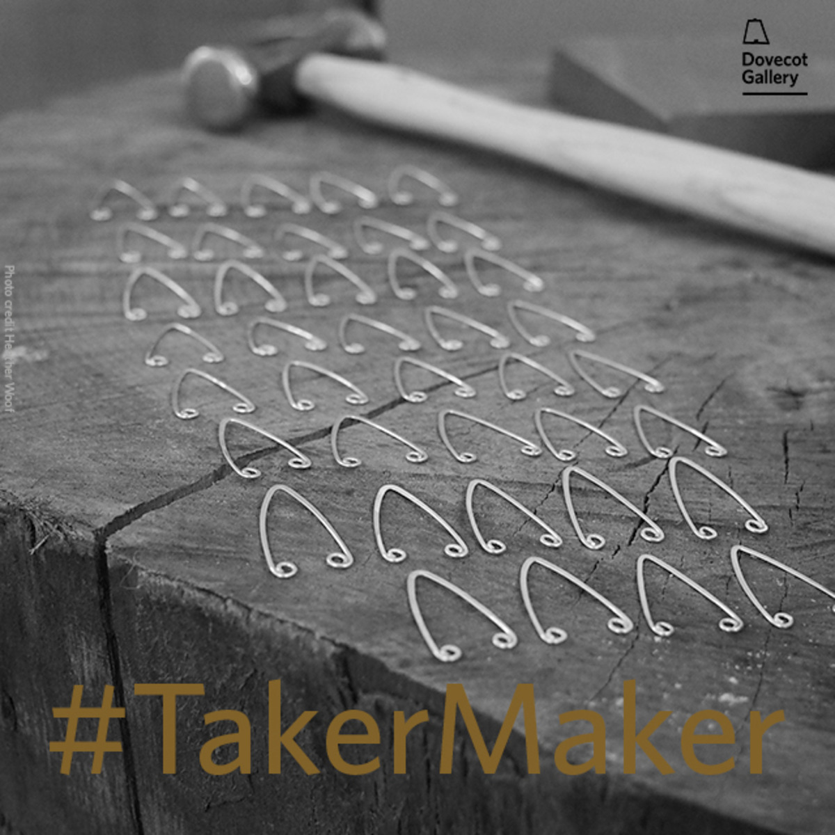 Selected 2015: Heather Woof #TakerMaker Q&A and Handling Session