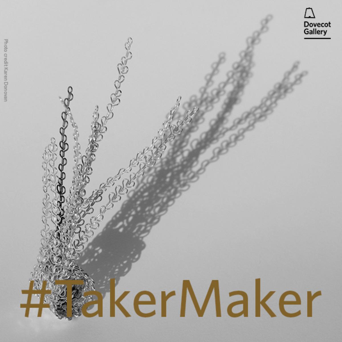 Selected 2015: Karen Donovan #TakerMaker Demo