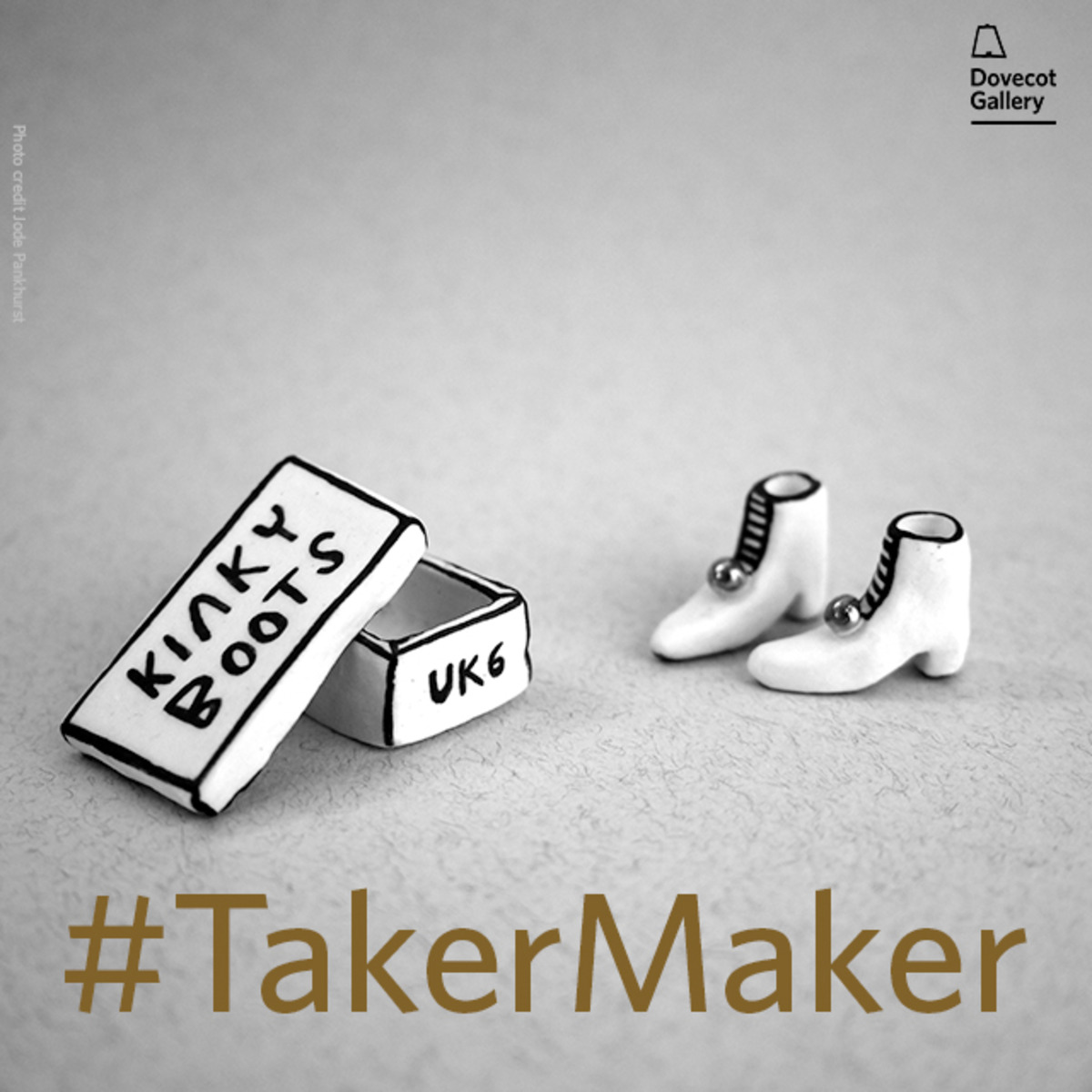 Selected 2015: Jode Pankhurst #TakerMaker meets Ben the Apprentice Weaver (Online Event)