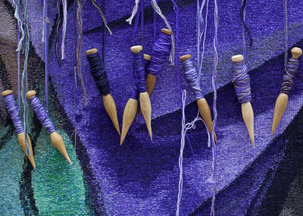 London | Chris Ofili: Weaving Magic | National Gallery