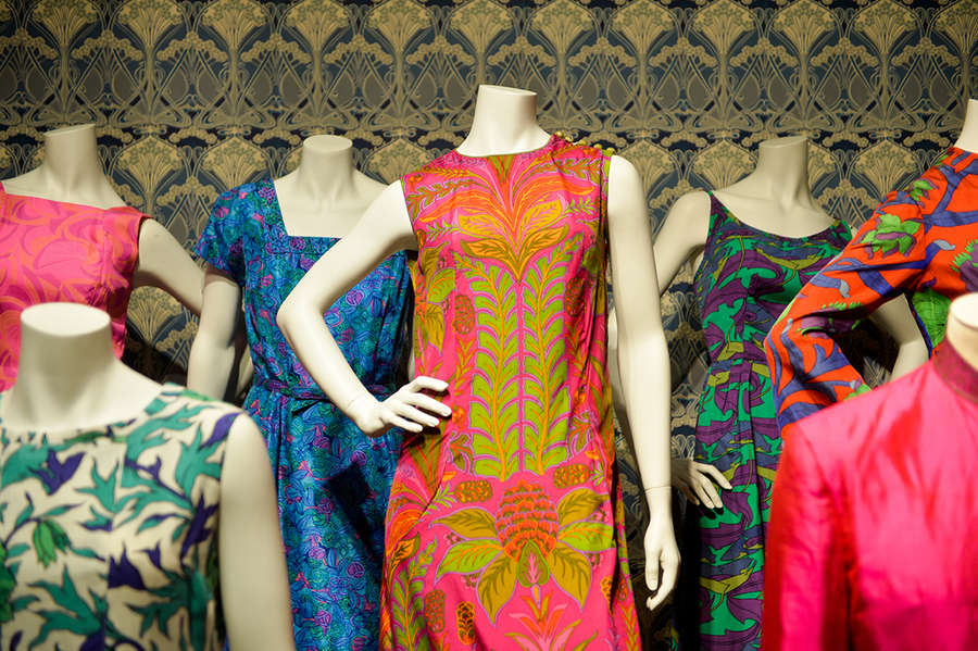 LIBERTY Art Fabrics & Fashion | Edinburgh Art Festival Tickets