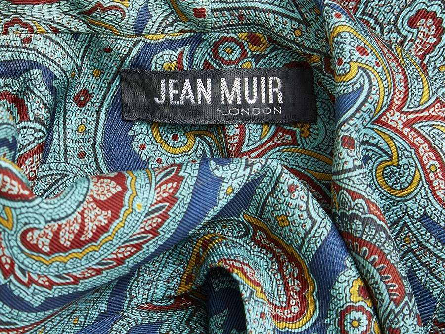 Jean Muir: From the Liberty Stockroom to a National Collection