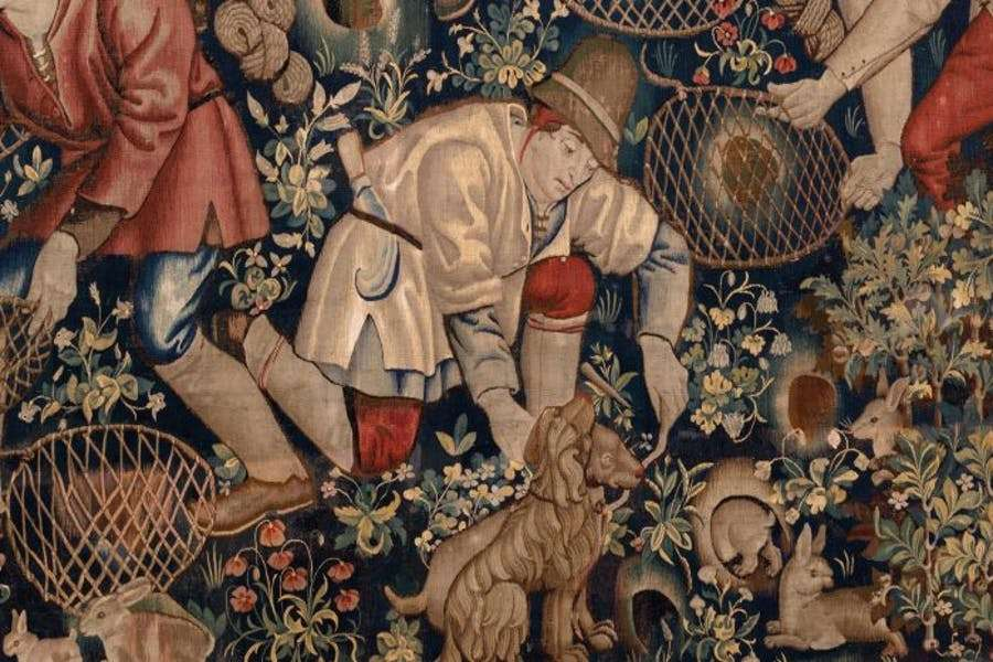 The World's Greatest Tapestries in the Burrell Collection