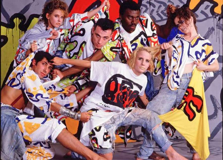 LIBERTY Lates   Art School Textiles in the 1980s, Fraser Taylor & The Cloth