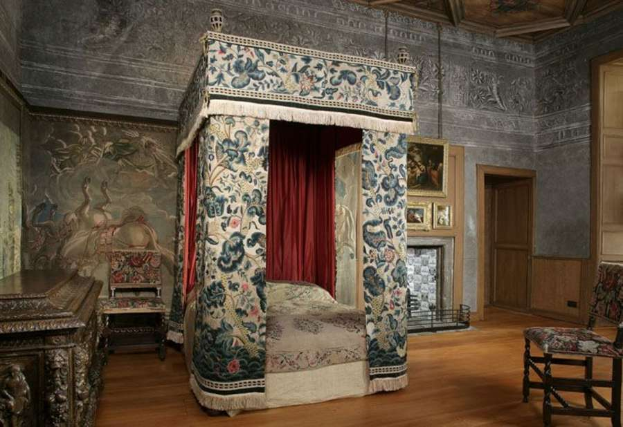 Tapestries in the Royal Collection at the Palace of Holyroodhouse