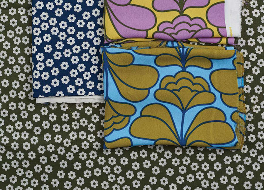 Design Your Own Orla Kiely Inspired Fabric
