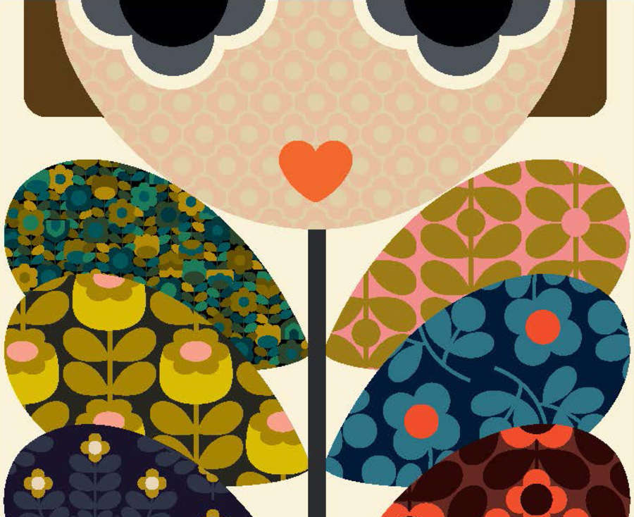 Orla Kiely A Life in Pattern