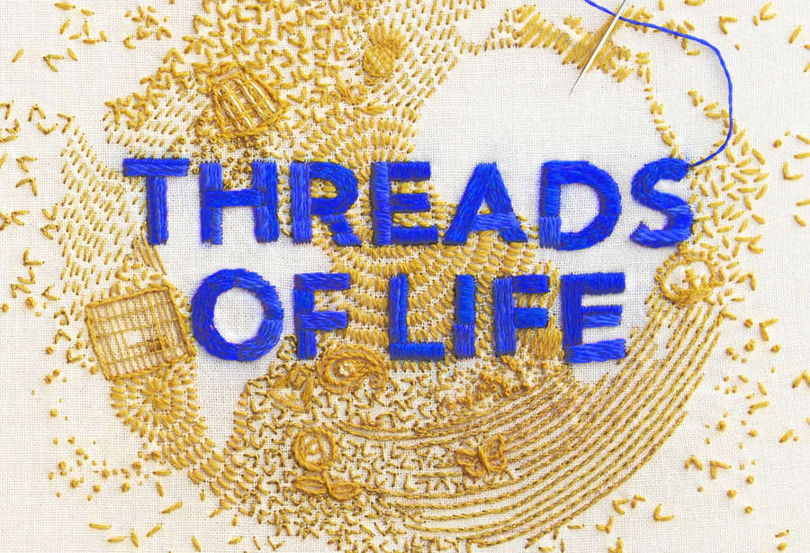 Threads of Life with Clare Hunter