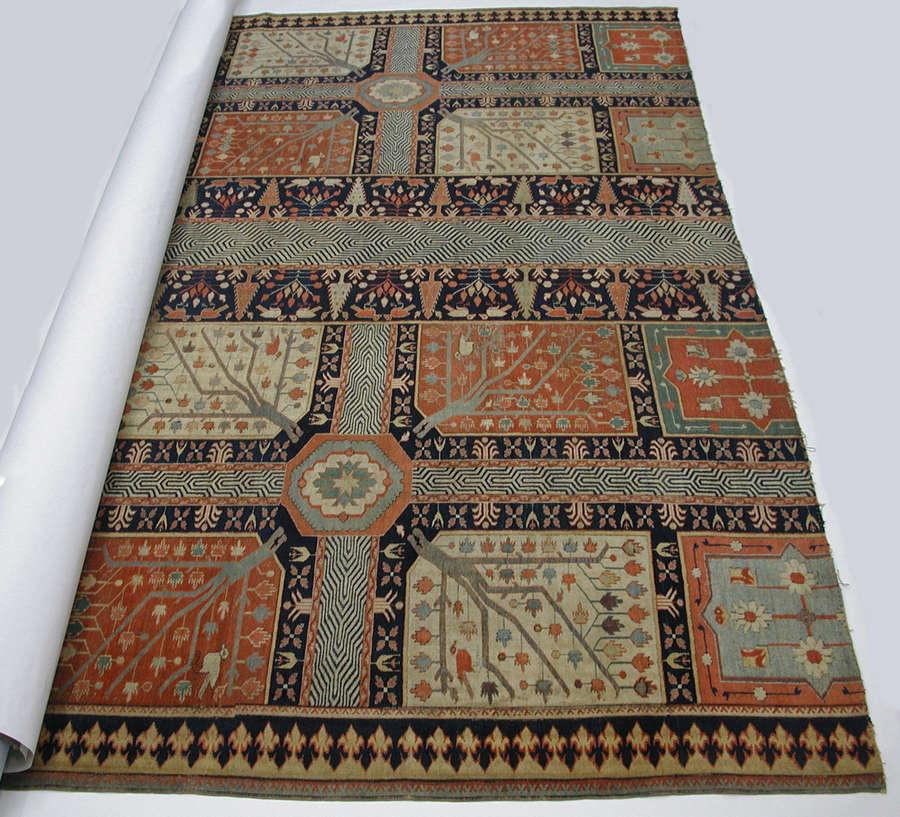 Weaving Paradise – The Origins of Persian Garden Carpets