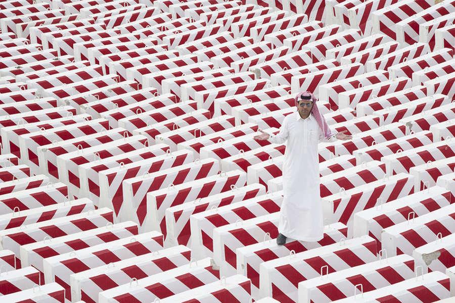 Making Art in Saudi Arabia – In Conversation with Abdulnasser Gharem