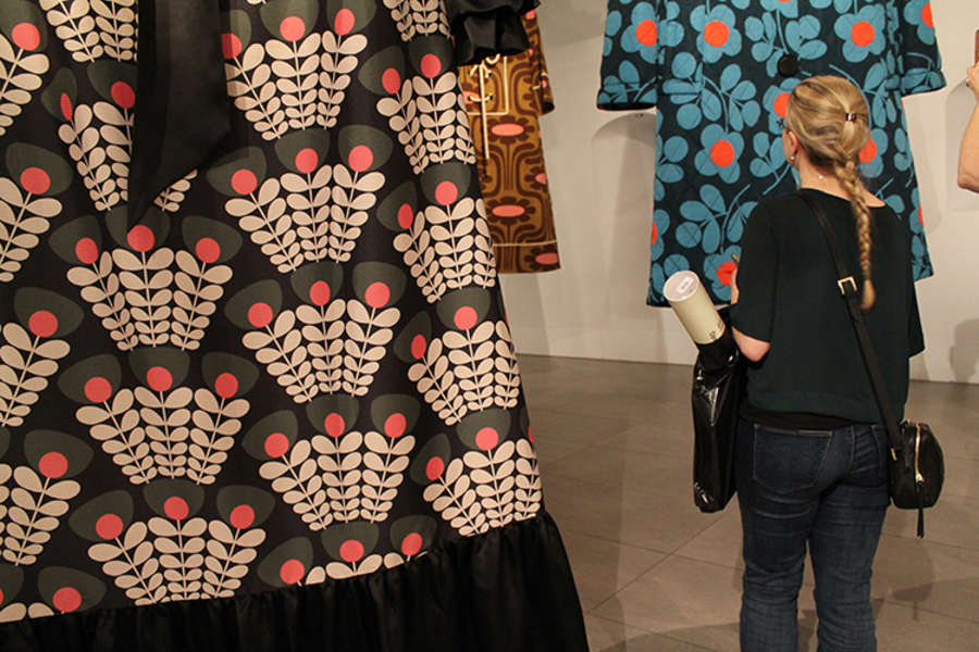 Orla Kiely A Life in Pattern - Tuesday Highlights Tour