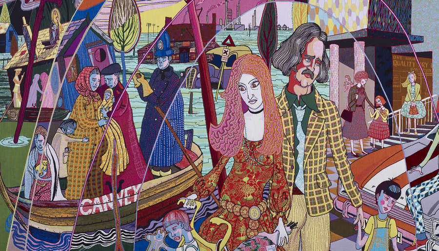 SOLD OUT Grayson Perry Preview