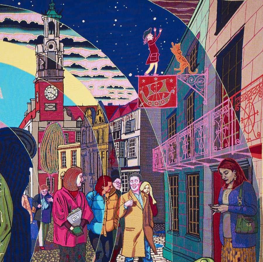 Grayson Perry Edinburgh Art Festival - Free* Thursday Tour