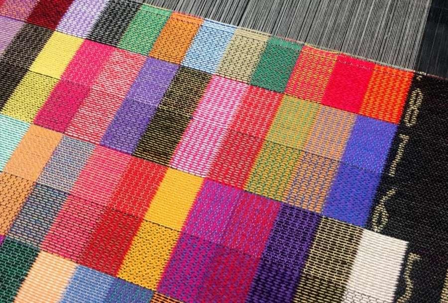Digital vs Handwoven Tapestry