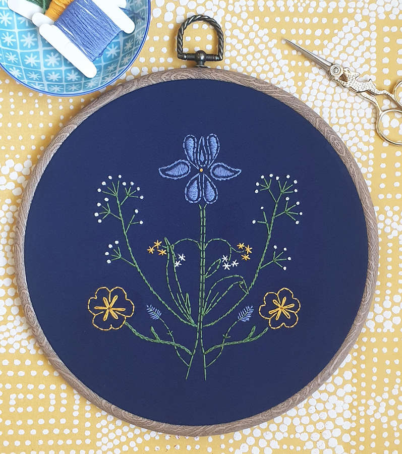 SOLD OUT Introduction to Embroidery Art