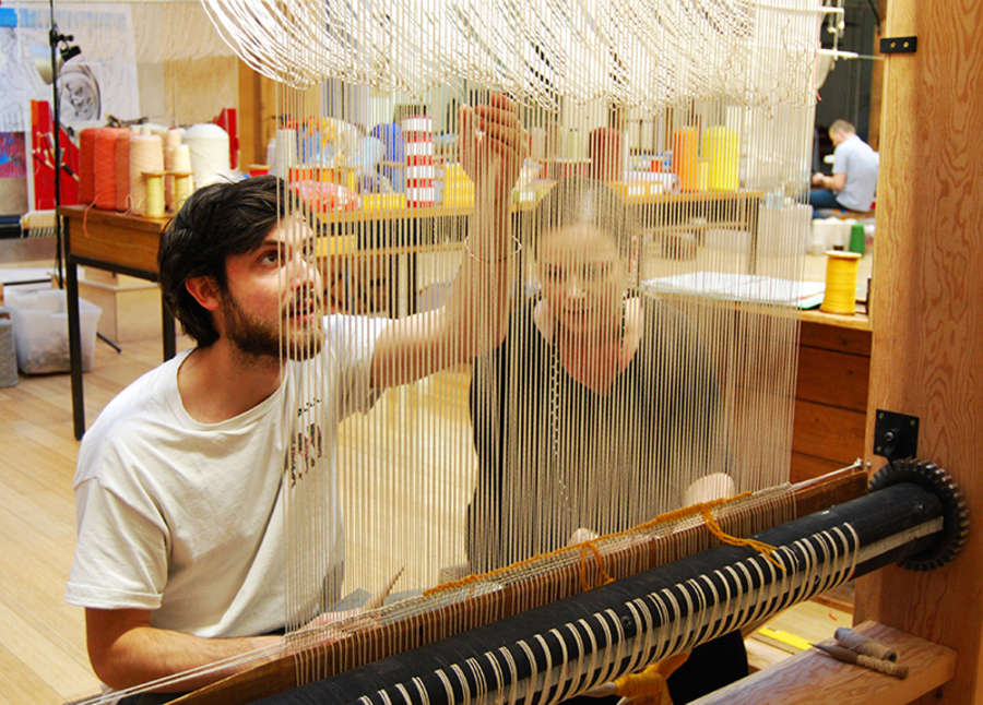 POSTPONED Tapestry Design Masterclass: Weaving a Legacy with Archie Brennan