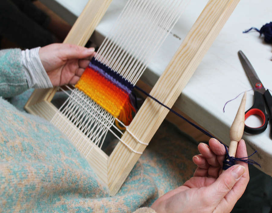 POSTPONED Tapestry Weaving Experience Day