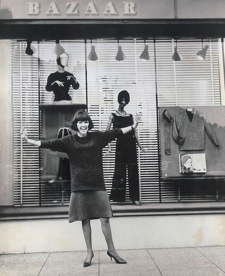 ONLINE Mid-Century Musings: 10 Things to know about Mary Quant