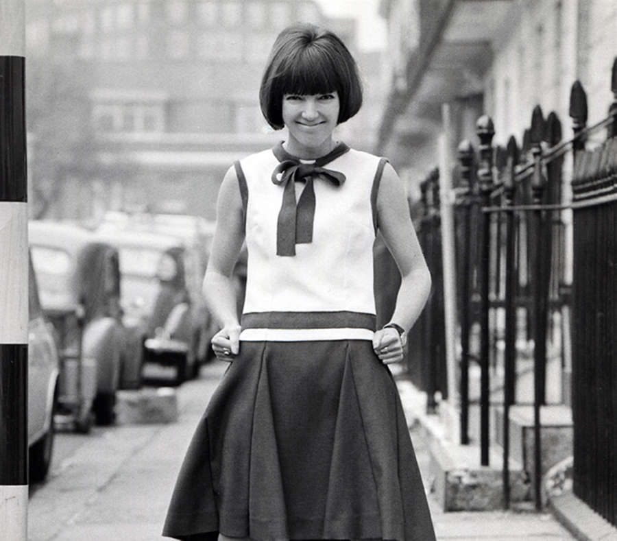 ONLINE 10 Things to know about Mary Quant
