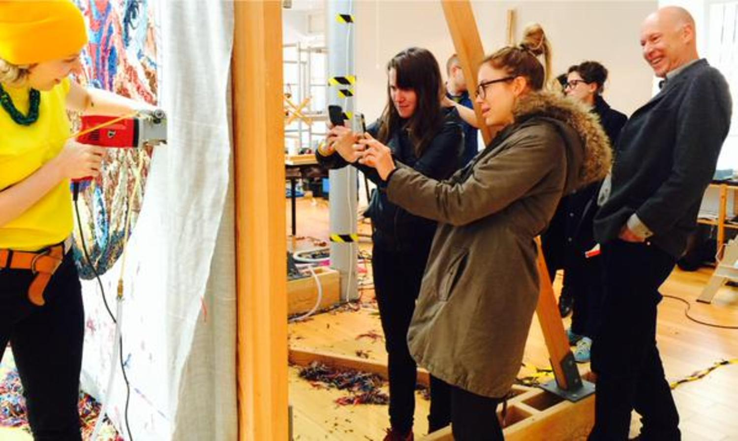 Linder creating new work with Dovecot for British Art Show 8