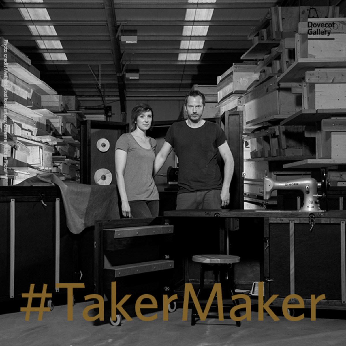 #TakerMaker talks, demos and Q&A sessions for Selected 2015