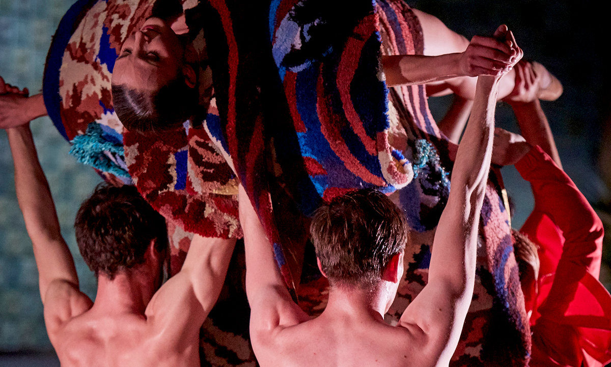 Last chance to see: Children of the Mantic Stain ballet
