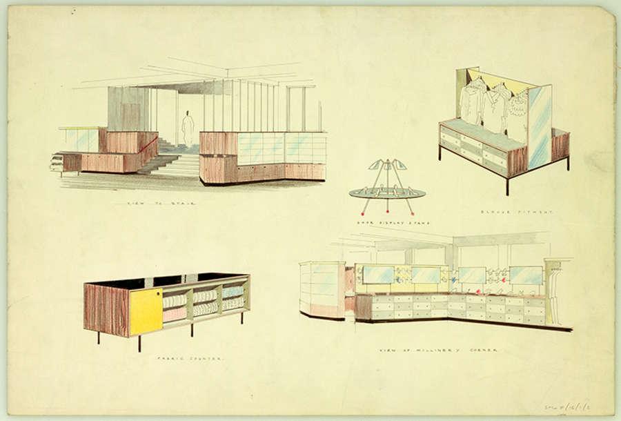 New displays exploring Scotland's Modernist architecture