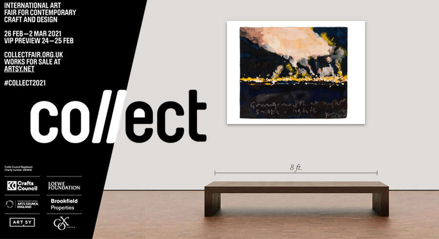 Our Collect 2021 Virtual Booth is now live