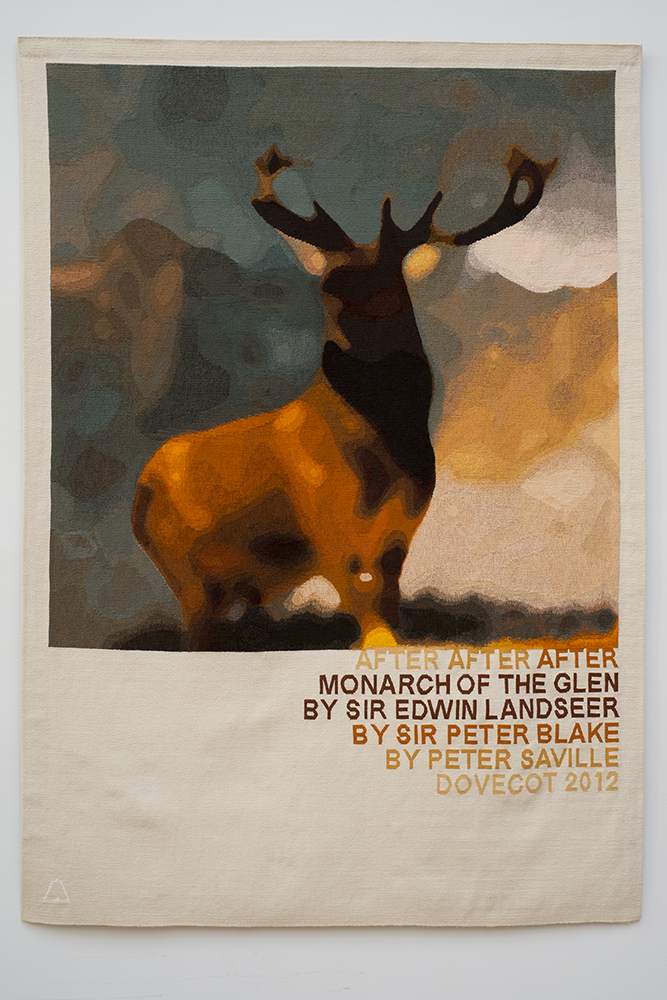 After, after, after Monarch of the Glen