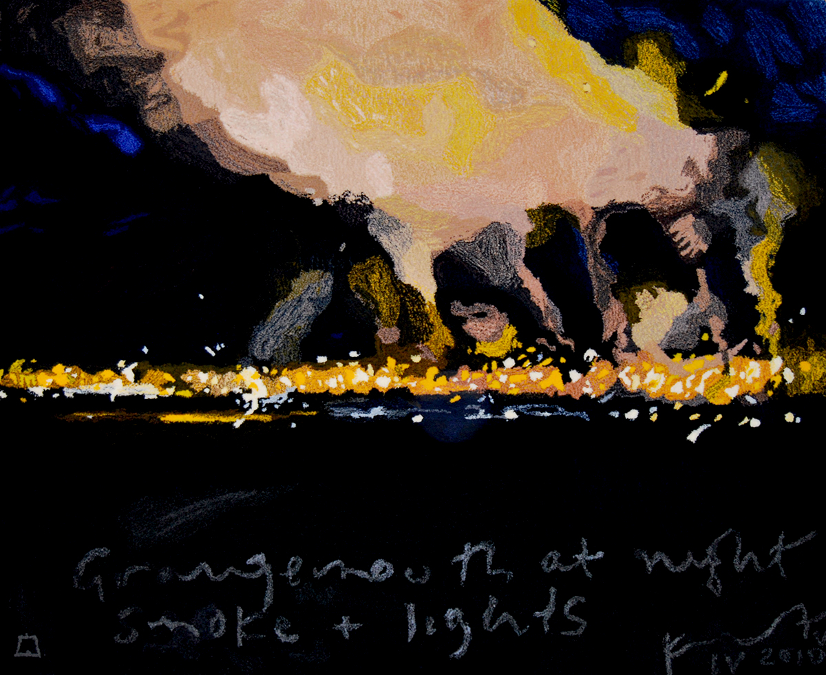 599075da69f16-Grangemouth at Night Smoke and Lights. 2011. Kurt Jackson. JC. 1850mm x 2150mm_web.jpg
