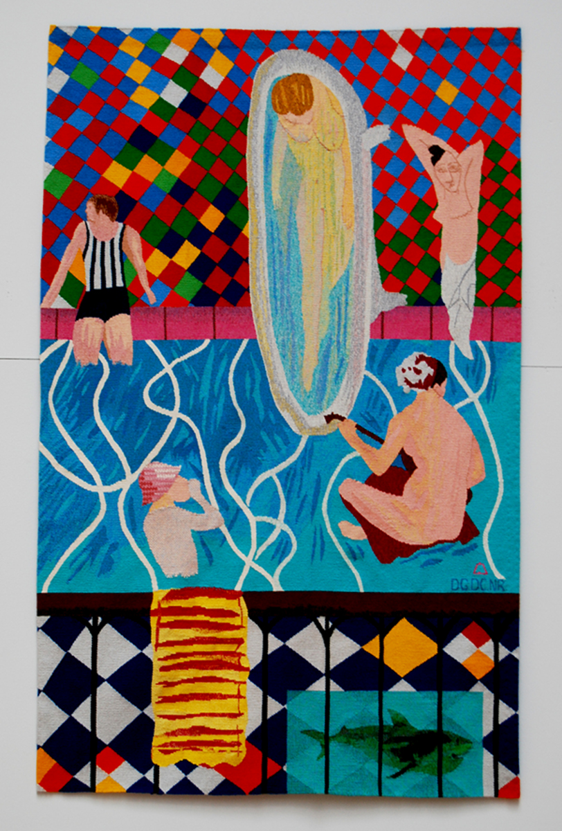 5a6a0915cb041-Baths and Bathers. 2008. Douglas Grierson. DG, DC & NR. 2000mm x 1200mm.jpg