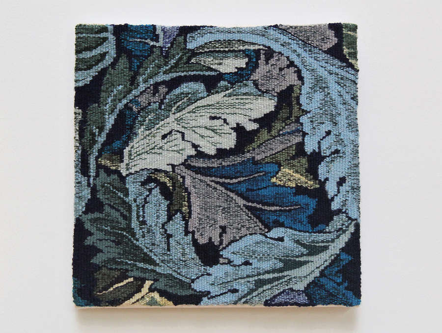 5c7ff85c0fb9c-Acanthus Leaf, After William Morris 2018 by Emma Jo Webster_1.jpg